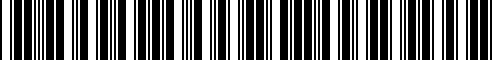 Barcode for T99E2-4RA1B